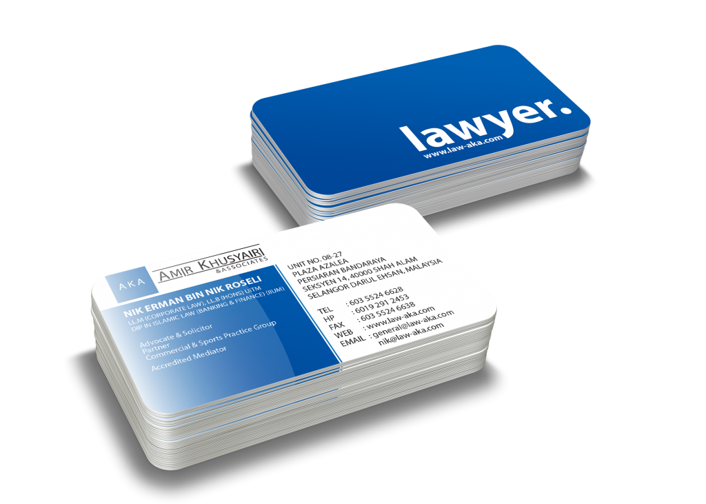 business card gombak